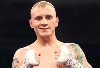 boxer Sammy Vazquez Junior